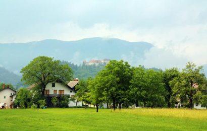 [新聞] 斯洛文尼亞:真的太美了